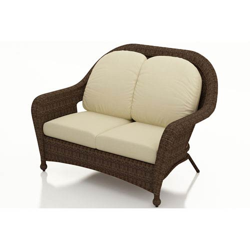 Forever Patio Winslow Loveseat - Forever Patio Winslow Loveseat Fp Win Ls Br Ab Bellacor