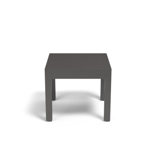 Vegas Graphite Outdoor End Table