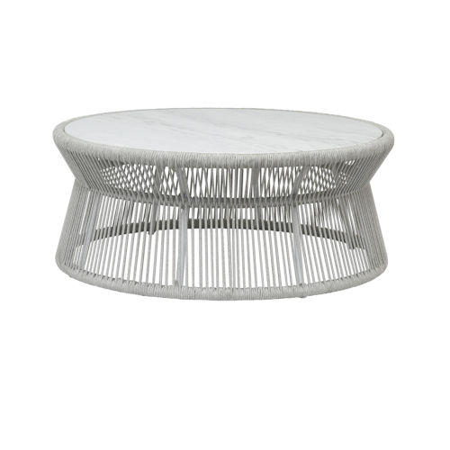 Miami Gray 35-Inch Coffee Table