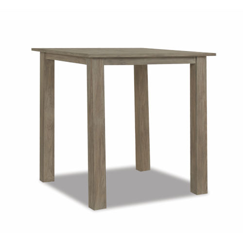 Bazaar Brown 40-Inch Pub Table