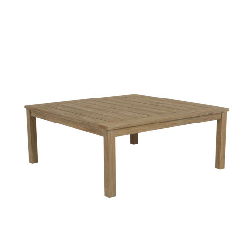 Bazaar Brown 48-Inch Coffee Table