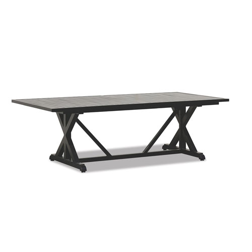 Monterey Ancient Bronze 96-Inch Dining Table