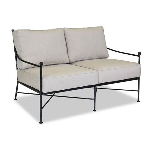 Sunset West Provence Flax Loveseat