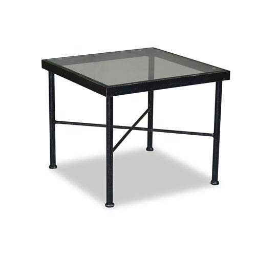 Provence Century Pewter End Table