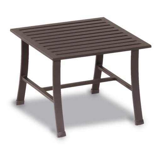 La Jolla Espresso End Table