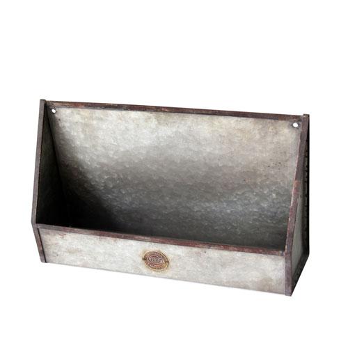 Metal Wall Bin