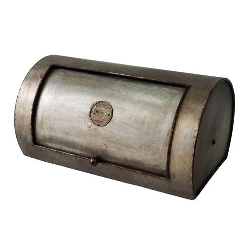 Metal Bread Box