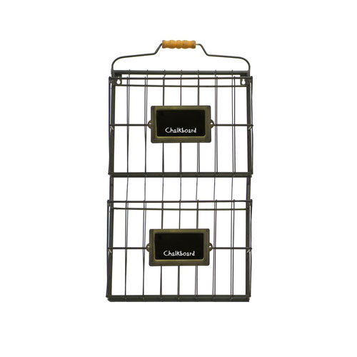 Double File Holder