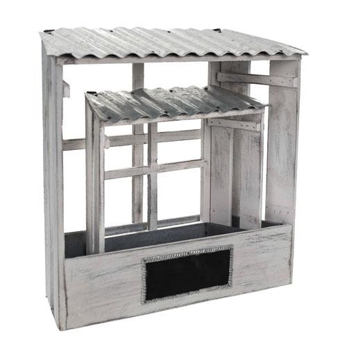 VIP International Wood Planter Box, Set of Two