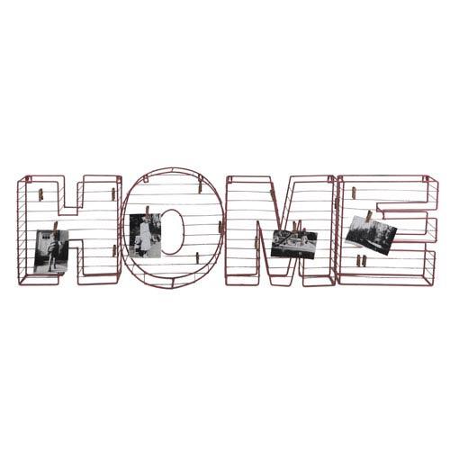 Metal Home Words