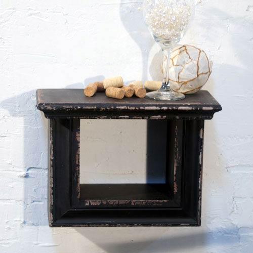 Wood Wall Decor Shelf | Bellacor
