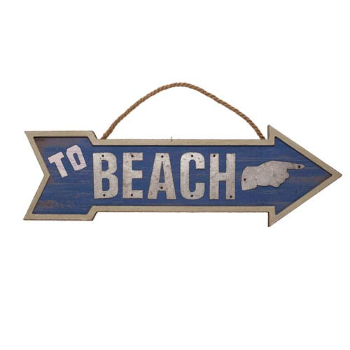 Wood Beach Arrow