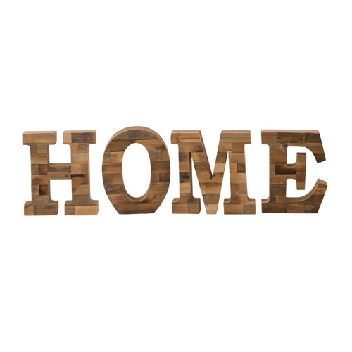 VIP International Wood Letters Home