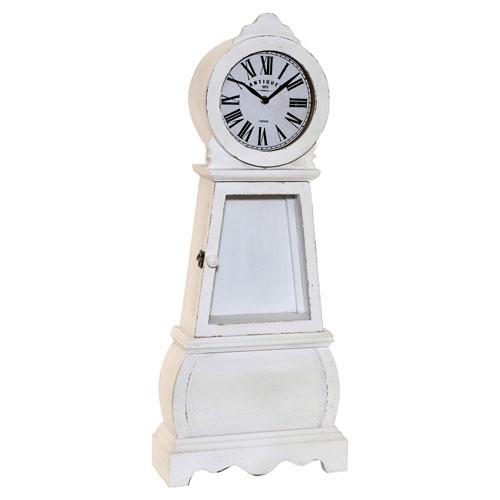 Wood Standing Clock