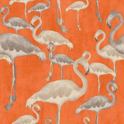 Arthouse Flamingo Beach Calypso Wallpaper- SAMPLE SWATCH ONLY