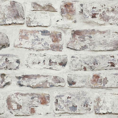 Whitewashed Wallpaper