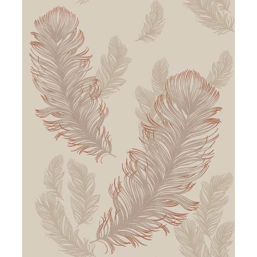 Arthouse Sirius Rose Gold Wallpaper