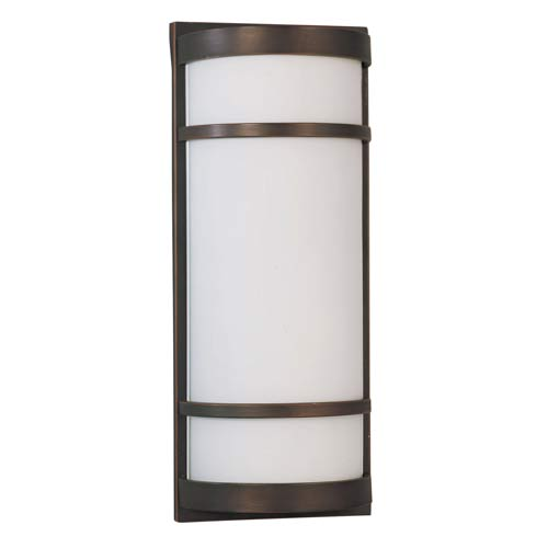 Brio Oil Rubbed Bronze Wall Sconce
