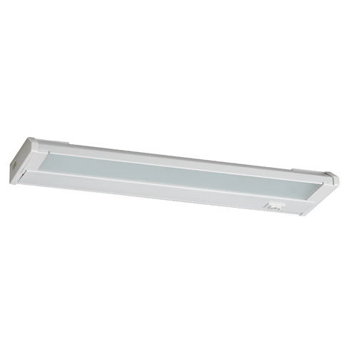 Noble White 14-Inch One-Light LED Under Cabinet Fixture