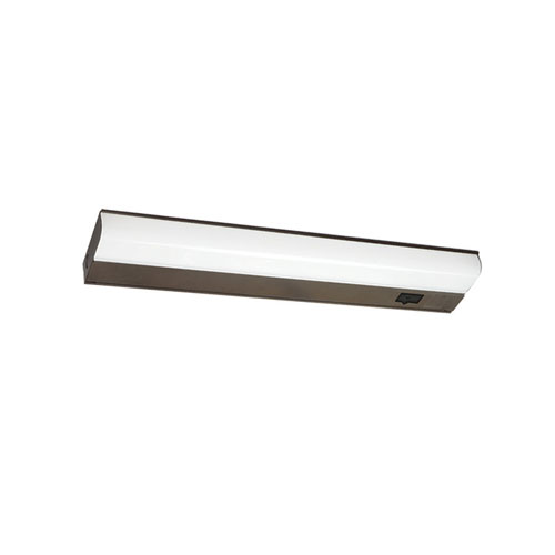 Oil-Rubbed Bronze LED 18-Inch Undercabinet