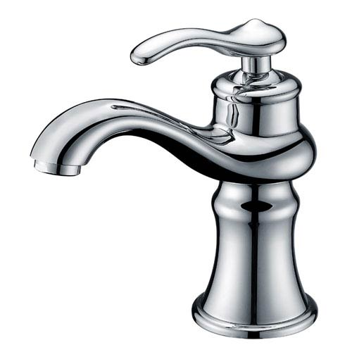 American Imaginations 25.5-in. W Above Counter White Vessel Set For 1 Hole Center Faucet - Faucet Included