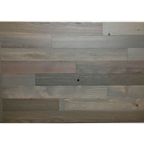 Timberchic Peel and Stick Reclaimed Driftwood, 3 In. Planks