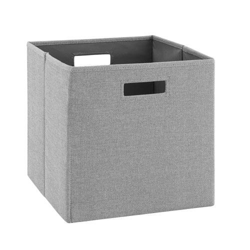 Kai Grey Storage Bin, Pack of 2