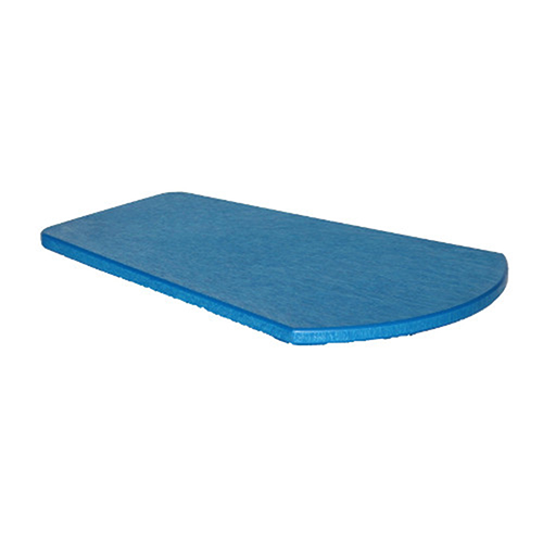 C.R. Plastic Products Generations Arm Table-Blue