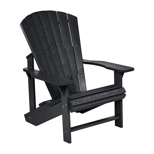 Cool Generations Adirondack Chair Black Machost Co Dining Chair Design Ideas Machostcouk