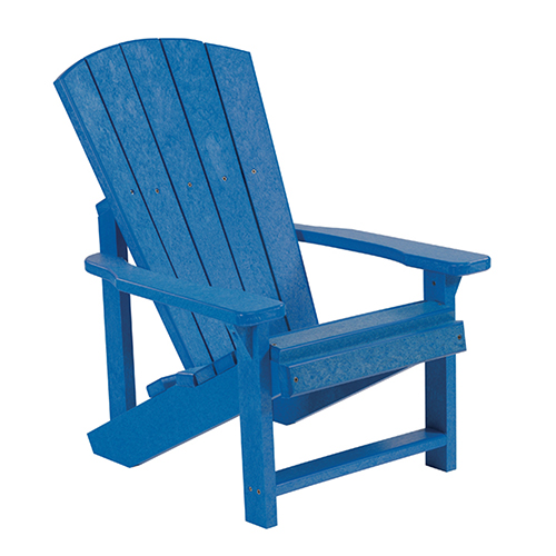 Generations Kids Adirondack Chair-Blue