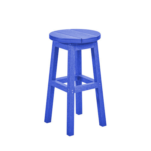 Generation Blue Patio Counter Stool
