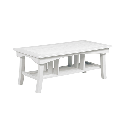 White Bay Breeze  49-Inch Coffee Table