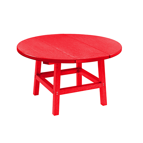 Generation Red 32-Inch Round Table