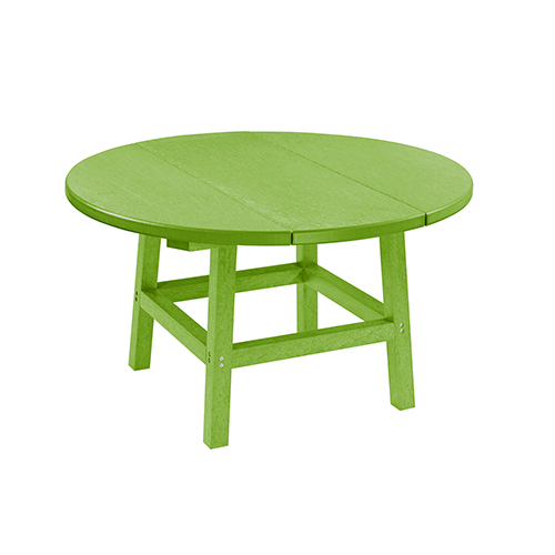 Generation Kiwi Green 32-Inch Round Table