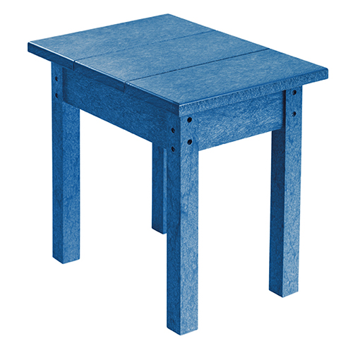 Generations Small Side Table-Blue