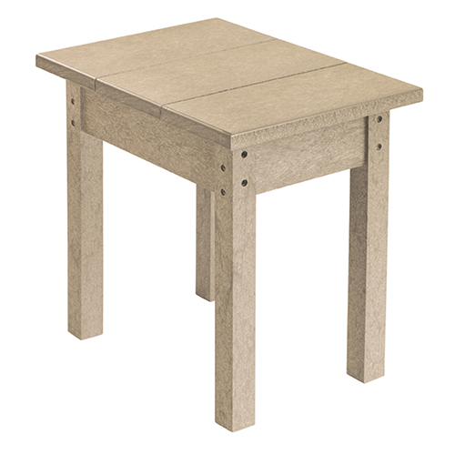 Generations Small Side Table-Beige