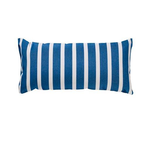 C.R. Plastic Products Generations Chair Lumbar Support Cushion, Shore Regatta