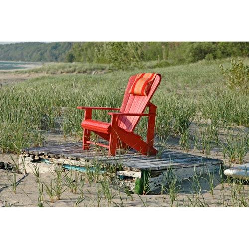 Generations Adirondack Chair-Red