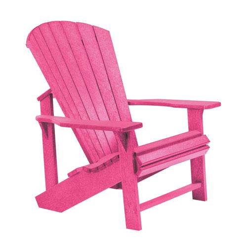 Generations Adirondack Chair-Fuschia