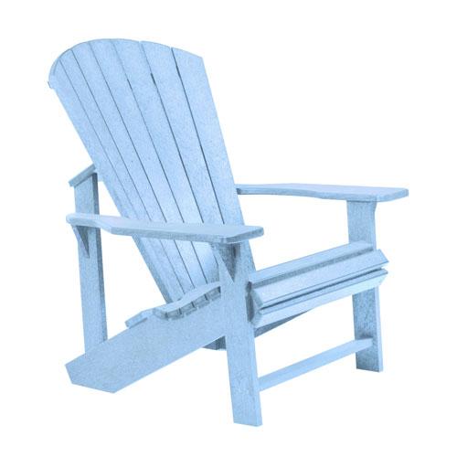 Generations Adirondack Chair Skyblue