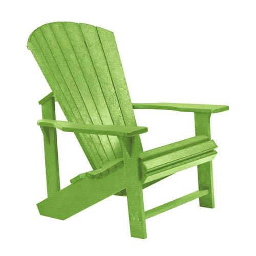Generations Adirondack Chair-Kiwi Lime