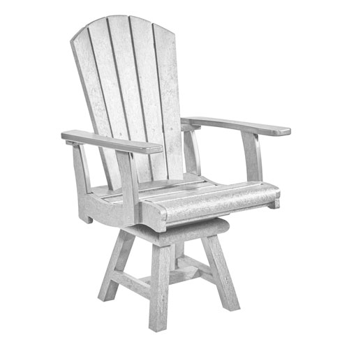 Generation White Addy Dining Arm Chair
