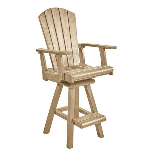 Generation Beige Pub Arm Chair
