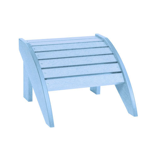 C.R. Plastic Products Generations Footstool-SkyBlue
