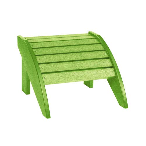 C.R. Plastic Products Generations Footstool-Kiwi Lime