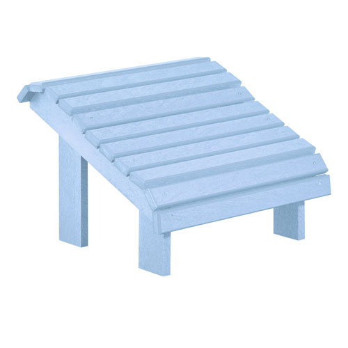 Generations Premium Footstool-SkyBlue
