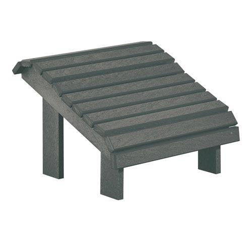 Generations Premium Footstool-Slate Grey