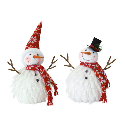 Holiday 22-Inch Snowman, Set of 2