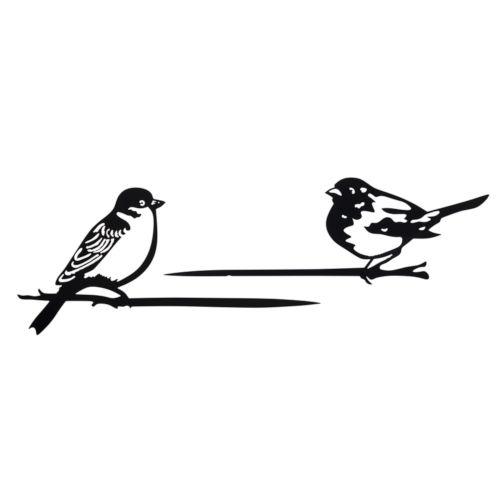 Black Bird Stake, Set of 6