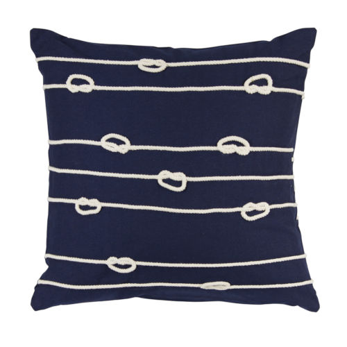 Blue and White Pillow, Set of 2